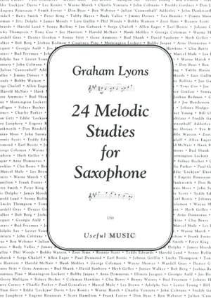 Lyons: Twenty Four Melodic Studies