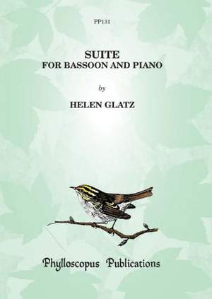 Glatz: Suite for Bassoon and Piano