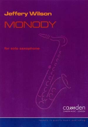 Wilson: Monody