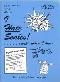 Allan: I Hate Scales: Violin grade 2