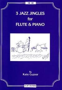Cuzner: Three Jazz Jingles