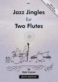 Cuzner: Jazz Jingles (Version with CD backing tracks)