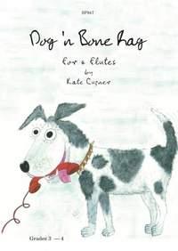 Cuzner: Dog 'n Bone Rag for 4 flutes