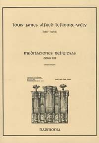 Lefébure-Wély: Meditaciones Religiosas