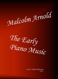 Arnold: The Early Piano Music