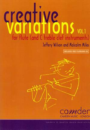 Miles: Creative Variations Volume 1