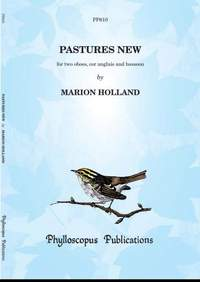 Holl: Pastures New