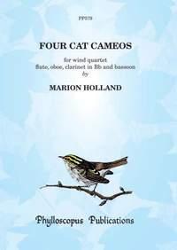 Holl: Four Cat Cameos