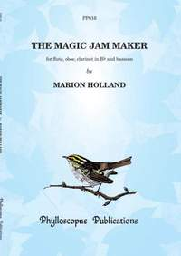 Holl: The Magic Jam Maker