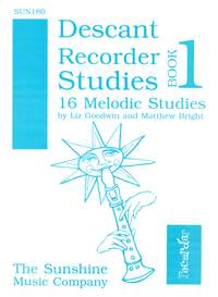Bright: Descant Recorder Studies Book 1