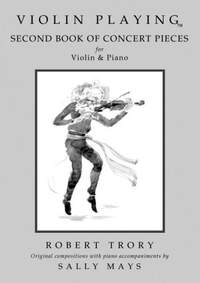 Mays: Violin Playing Second Book of Concert pieces