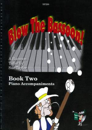 Taylor: Blow The Bassoon! Piano Accompaniment Book 2