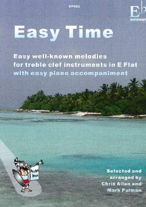 Allen: Easy Time [E flat book]