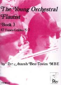 Ben Tovim: The Young Orchestral Flautist Volume 3