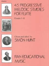 Hunt: 45 Progressive Melodic Studies