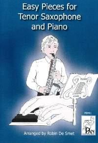 de Smet: Easy Pieces for Tenor Saxophone