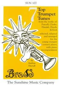 Hurrell: Seven Top Trumpet Tunes