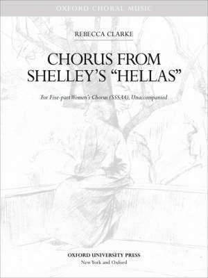"Clarke: Chorus From Shelley's ""Hellas"""