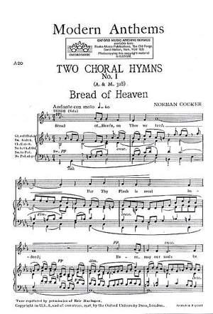 Cocker: Bread Of Heaven