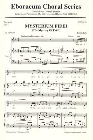 Kellam: Mysterium Fidei