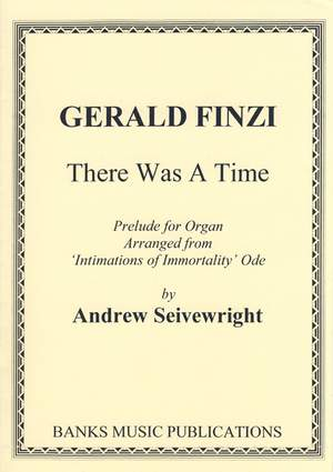 Finzi: There Was A Time Product Image