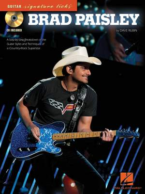 Signature Licks Guitar: Brad Paisley