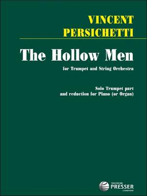Persichetti: The Hollow Men Op.25