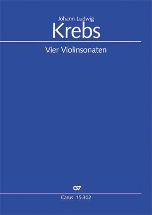 Krebs J.L: 4 Sonatas