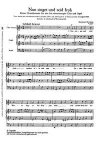 Henking: Nun singet und seid froh