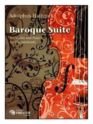 Hailstork: Baroque Suite