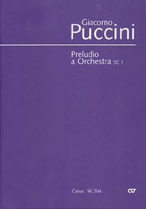 Puccini: Preludio a Orchestra (SC 1)