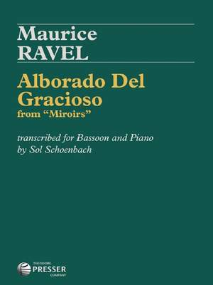 Maurice Ravel: Alborado Del Gracioso