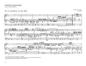 Reimerdes: Festliche Orgelchoräle zur Advents- und Weihnachtszeit