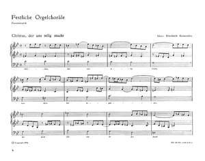 Reimerdes: Festliche Orgelchoräle zur Passionszeit