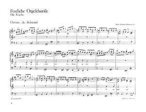 Reimerdes: Festliche Orgelchoräle - Die Kirche