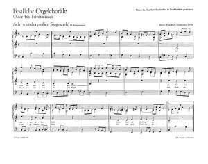 Reimerdes: Festliche Orgelchoräle - Ostern bis Trinitatis