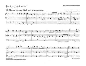 Reimerdes: Festliche Orgelchoräle - Morgen - und Eingangslieder