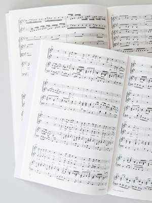 Spitta: Konzert in e (Op.104)