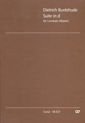 Buxtehude: Suite in a (deest; a-Moll)