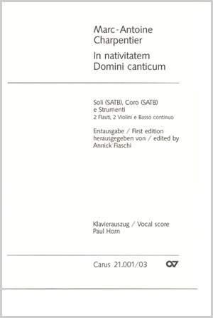 Charpentier: In nativitatem Domini canticum