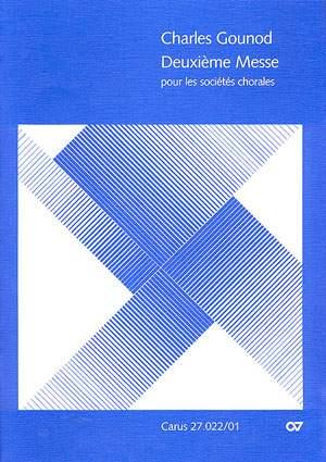 Gounod: Messe brève no. 2 pour les sociétés chorales (G-Dur)