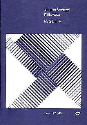 Kalliwoda: Missa in F (WoO VI/3)
