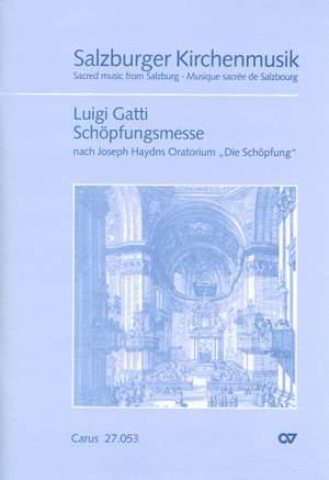 Haydn: Schöpfungsmesse in A nach Joseph Haydn (A-Dur)