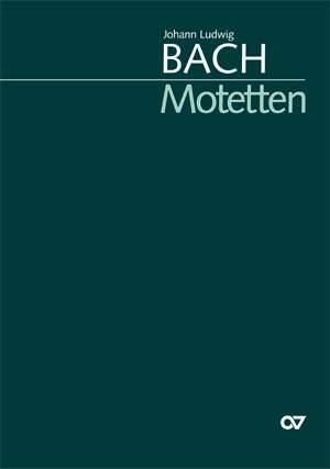 Bach, JL: Sämtliche Motetten