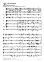 Bach, JL: Sämtliche Motetten Product Image