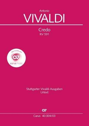 Vivaldi: Credo (RV 591)