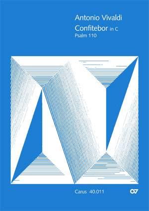 Vivaldi: Psalm 110 (RV 596)