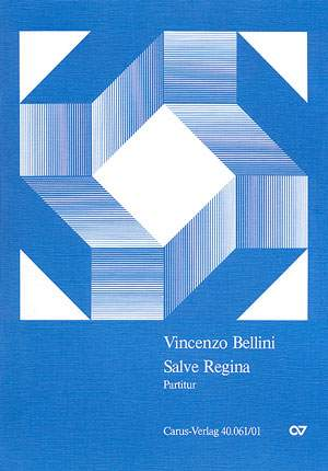 Bellini: Salve Regina