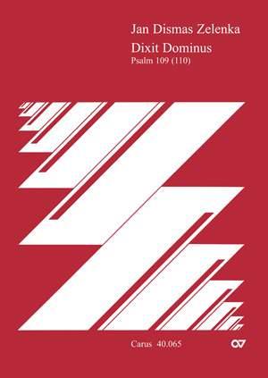 Zelenka: Dixit Dominus (ZWV 68; D-Dur)