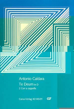 Caldara: Te Deum a 8 voci in D